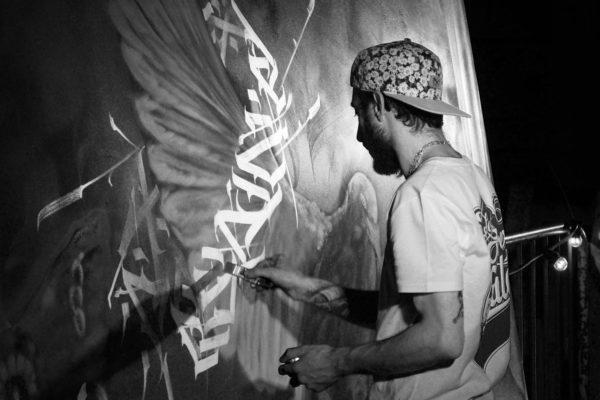 9 juin 2017 Photo : Picard Guillaume Snek Catégorie : artiste en action