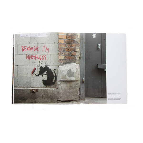 photo banksy guerre et spray